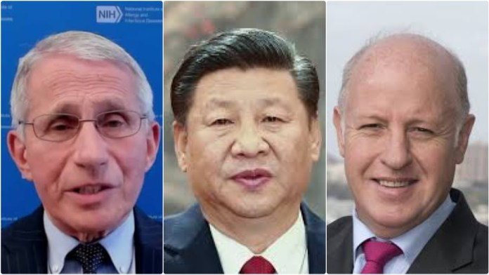 The email leaks of Dr Anthony Fauci prove the American complicity in helping China cover up the origins of COVID-19