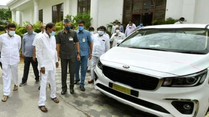 Telangana government comes under fire for splurging on luxury cars, SUVs in the midst of a pandemic
