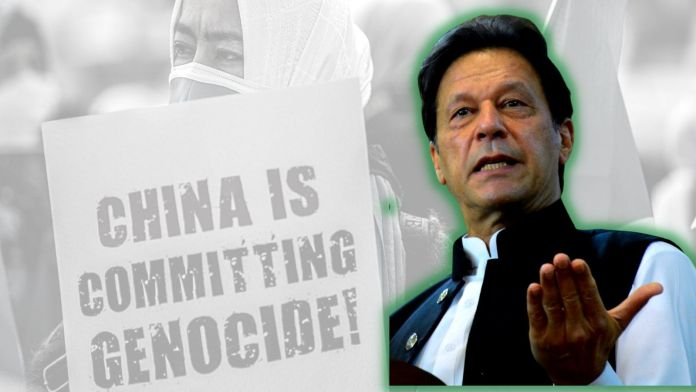 Imran Khan refuses to talk about Uyghur Muslims, says China is good neighbour