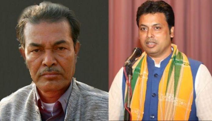 Tripura: CPIM leader and ex-Finance Minister resorts to fear mongering, incites violence against BJP
