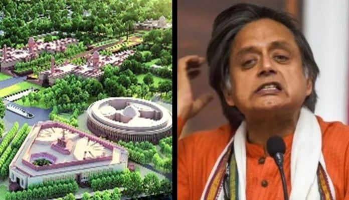 Shashi Tharoor hailed new Malaysian Parliament but opposes Central Vista