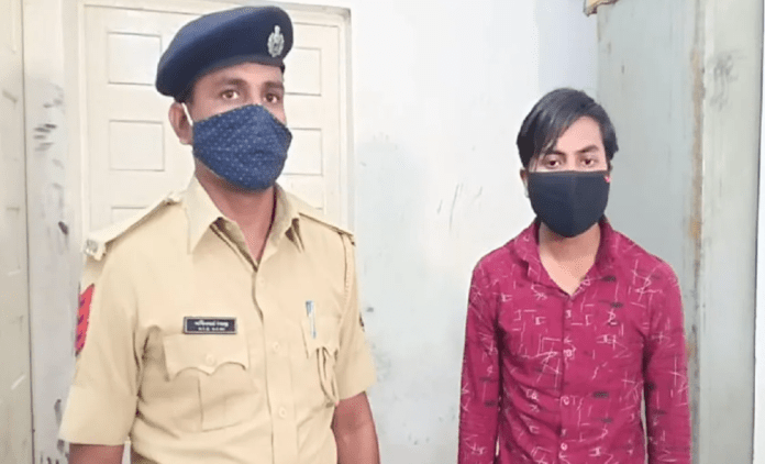 Cops book one Imran Ansari under anti-conversion law in Gujarat