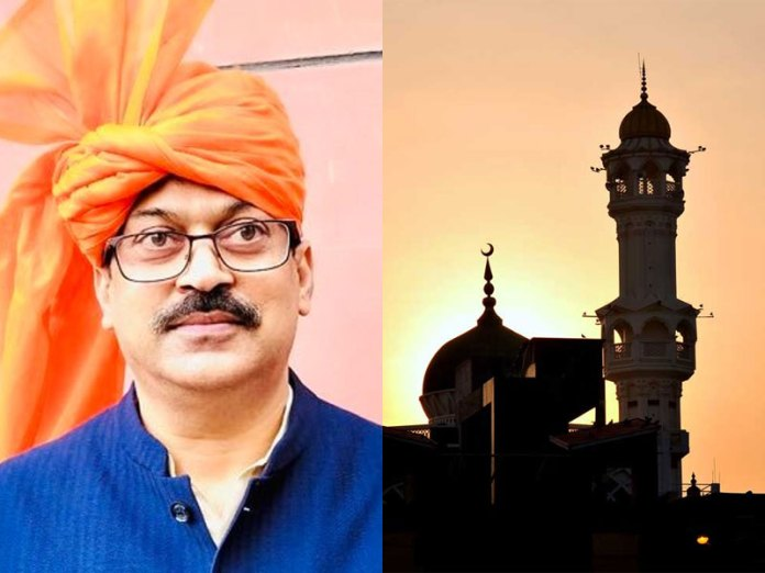 BJP leader asks mosques to start reciting azan in Indian languages