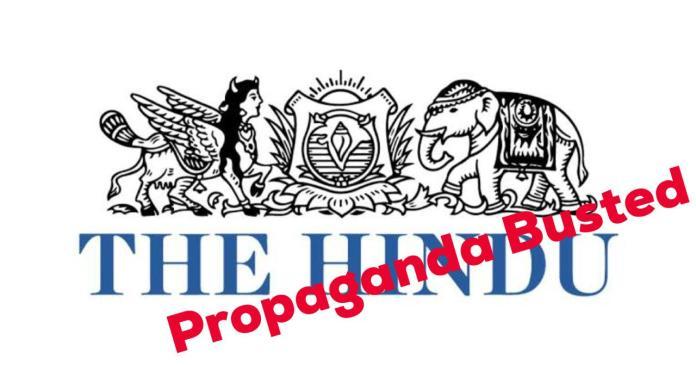 GoI busts propaganda peddle by The Hindu regarding India's FDI inflows