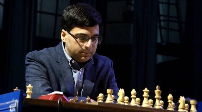 Vishwanathan Anand vs Nikhil Kamath