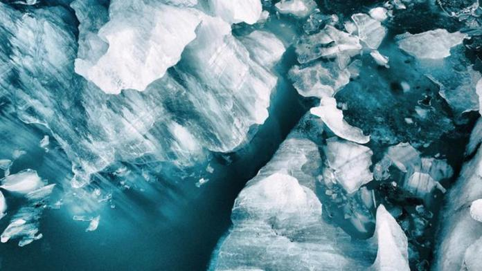 China: Scientists found frozen viruses in 15,000 year old ice samples