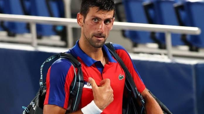 Djokovic loses to German Zverev in Tokyo Olympics semifinals