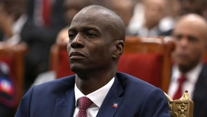 President of Haiti Jovenel Moise