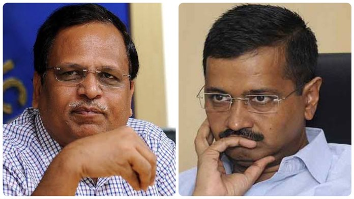Delhi Health minister Satyendra Jain admits people in delhi died of oxygen shortage after telling reporting to HC no casulaties were reported due to lack of oxygen