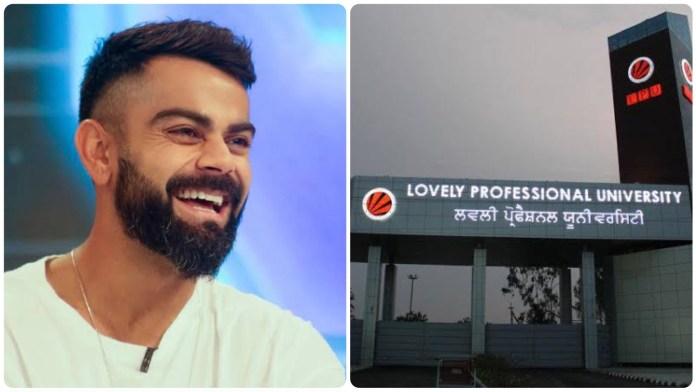 Virat Kohli shares an Instagram post praising LPU sending 10 per cent of India's Olympics contingent