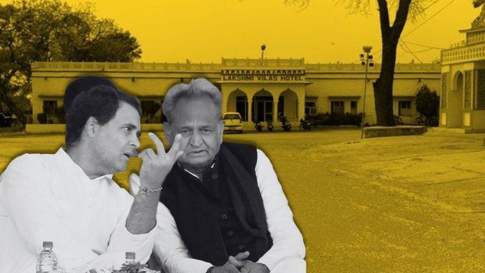 Jaipur: Gehlot govt to raze heritage Laxmi Vilas Hotel to build Gandhi museum