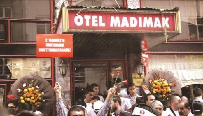 Sivas Massacre: When radical Islamists in Turkey burnt 35 Alevi intellectuals