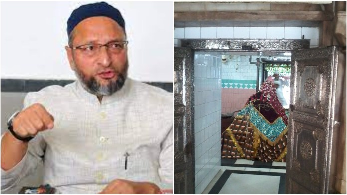 Owaisi's visit to Ghazi Masud dargah sparks row