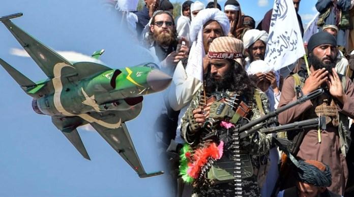 Taliban Pakistan Air Force