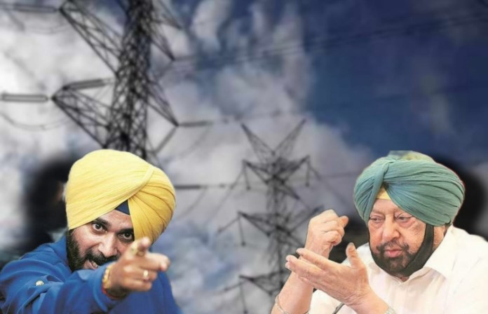 Punjab faces heavy power cuts and electricity shortage while Sidhu and Captain engage in power struggle