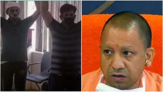 UP: 5 criminals surrender in Shamli district