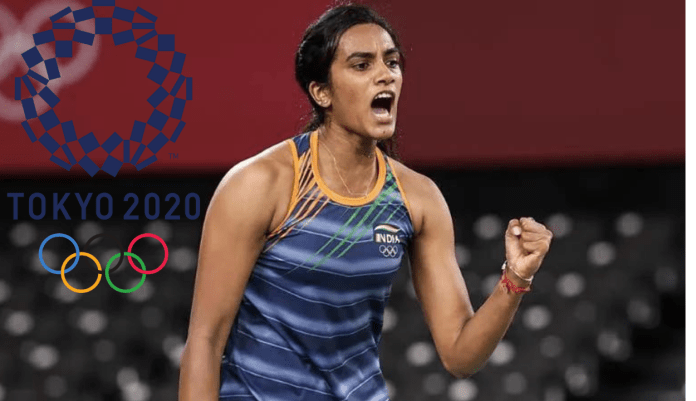 Indian Badminton Player PV Sindhu enters semi-finals of the Tokyo Olympics