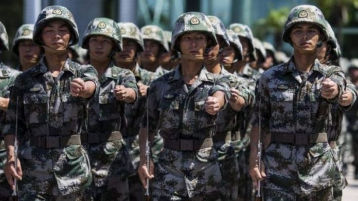 China makes it mandatory for every Tibetan family to send a member to Chinese forces