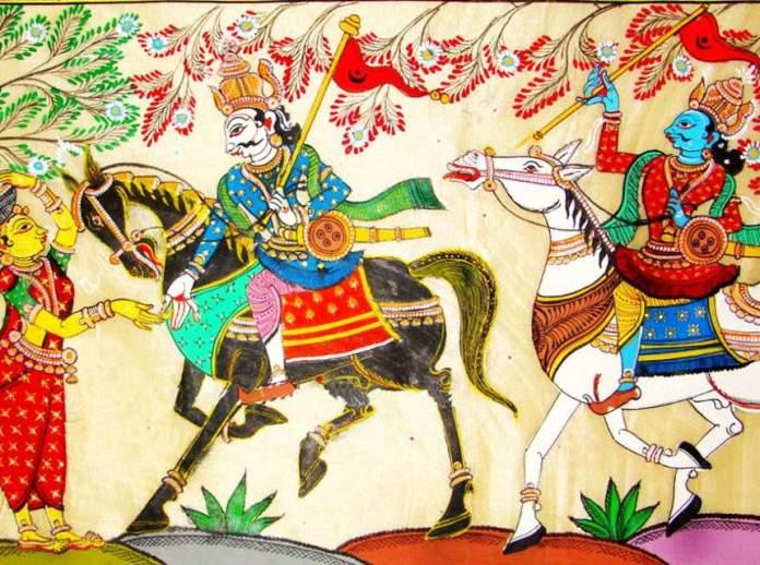 Kanchi Abhiyana: The story of Purushottama Deva and princess Padmavati