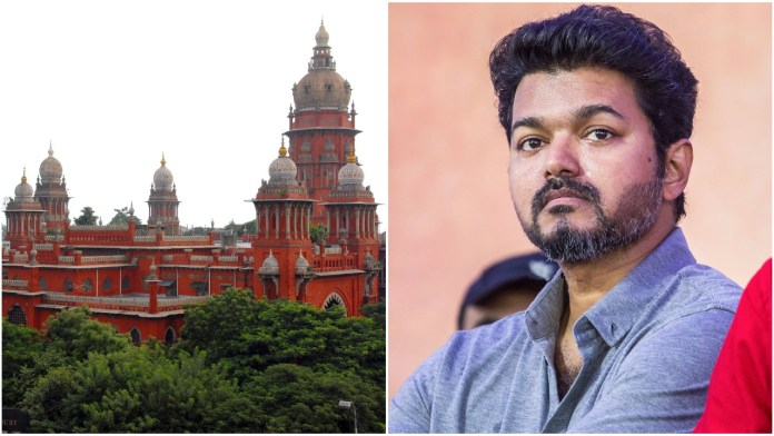 Madras HC stays order that had asked actor Joseph Vijay to behave like a real hero
