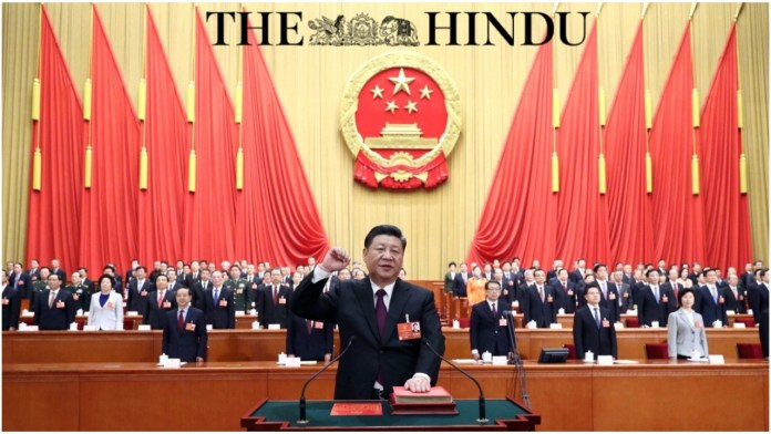 Th Hindu celebrating CCP's centenary year with enthusiasm