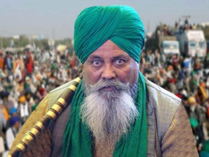 Ruldu Singh Mansa, Punjab Kisan Union leader suspended for speaking against Bhindranwale and SFJ's Pannu