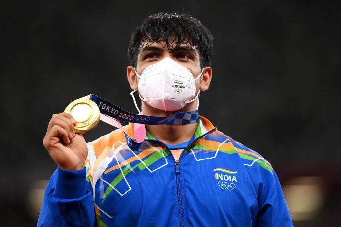 Golgappas are love, even Olympic gold medal winner Neeraj Chopra thinks so