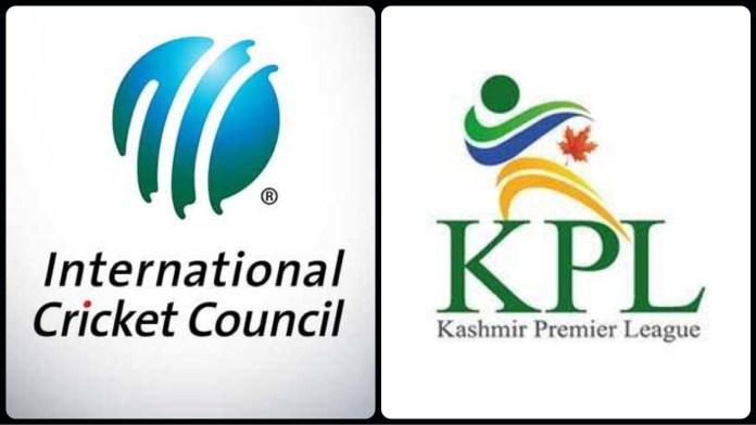 ICC washes its hands off Kashmir Premier League, says it doesn't recognise it