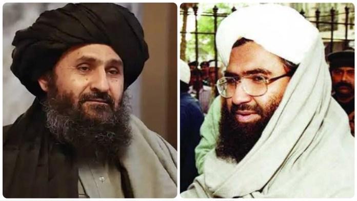 JeM founder Masood Azhar met with the Taliban leader, including Mullah Abdul Ghani Baradar