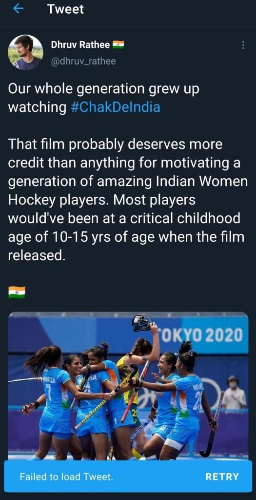 Dhruv Rathee has a mammoth brainfart