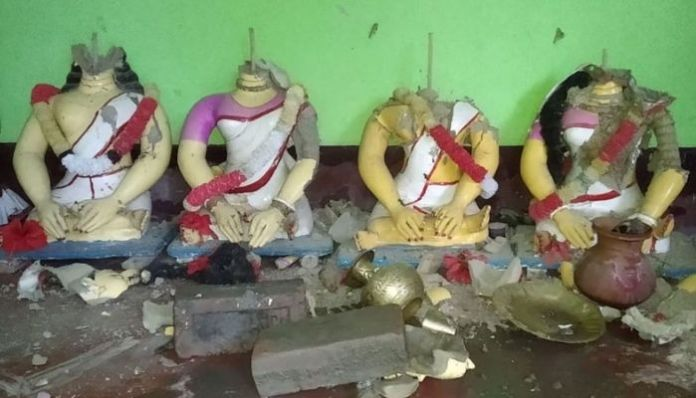 Bangladesh: 10 arrested for attacking Hindu temples, shops and homes