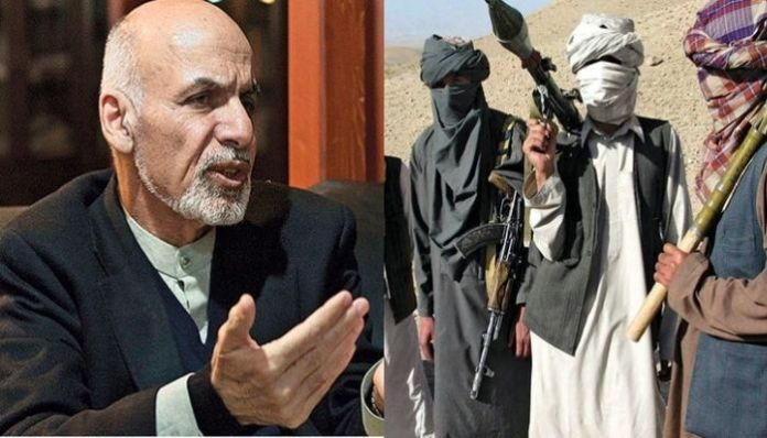 Taliban reaches Kabul, asks Afghan President to resign for smooth power transfer