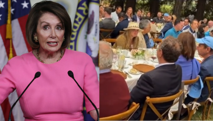 US: Nancy Pelosi comes under fire for fundraiser event with no diversity, social distancing. Here is what happened