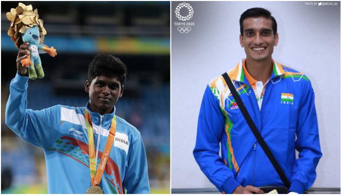 Mariappan Thangavelu and Sharad Kumar win silver and bronze at Tokyo Paralympics