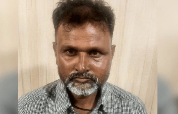 Leader of dangerous Chhaimar gang arrested in Agra by UP STF