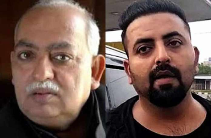 Poet Munawwar Rana's son arrested after absconding for almost 2 months
