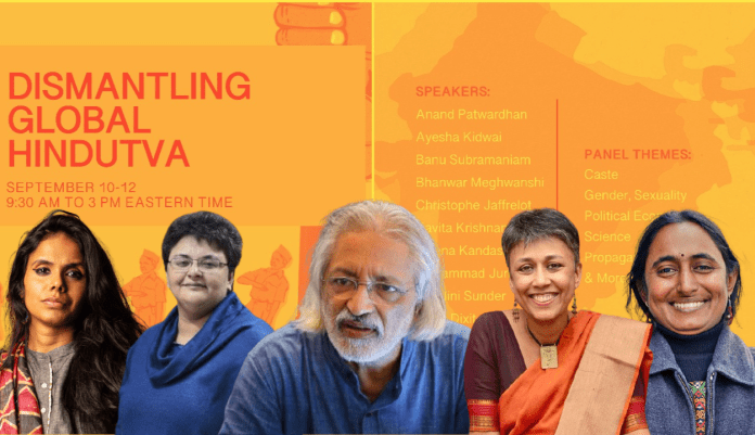 Dismantling Global Hindutva: Here's a brief introduction of the speakers at the Hinduphobic event