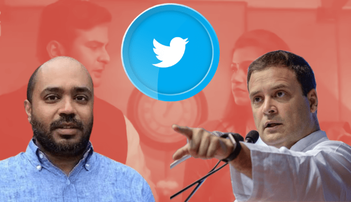 Twitter user says Mumbai Police has flagged his tweet for IT laws violation because he had shared a parody ad video on Rahul Gandhi