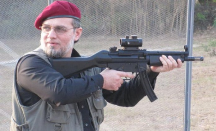 Watch: Old video where panelist Zaid Hamid on Pakistani news channel was fantasising about Hindu genocide in Afghanistan after US exit goes viral
