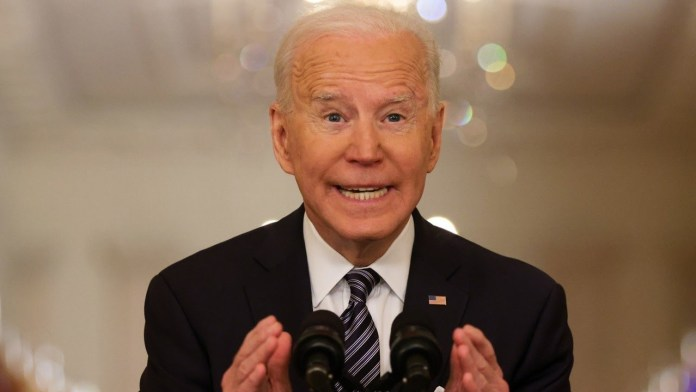 Joe Biden exonerates the Taliban, says its involvement with ISIS not proven yet