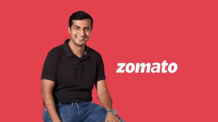 Zomato cofounder resigns as stocks fall breifly