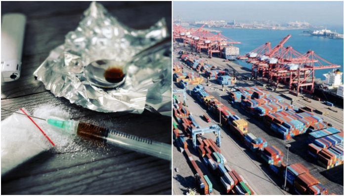 Gujarat: Heroin worth 9000 crores seized from Mundra port, was sent from Afghanistan