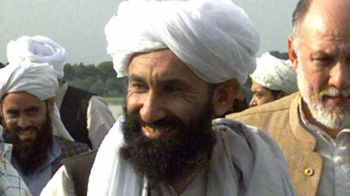 Mullah Md Hasan AKhund, new head of Afghan government