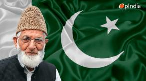 سال ہا سال کی نظربندی سید علی گیلانی کے پائے استقلال میں لغزش پیدا نہ کرسکی: عزیر غزالی