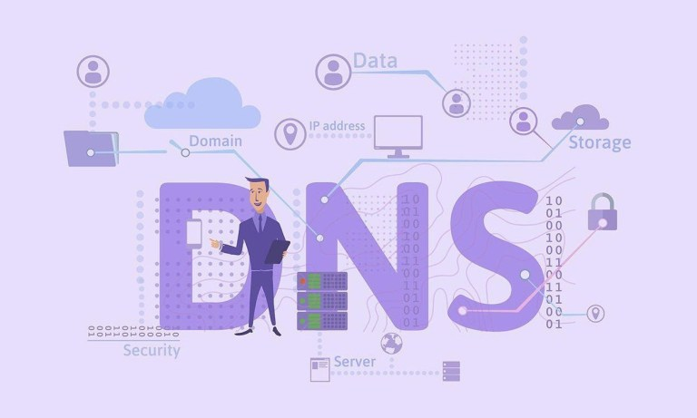 Membuat DNS Server di Linux Ubuntu