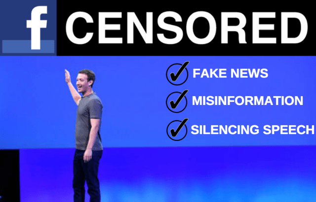 Fake news e censura: il ruolo di facebook