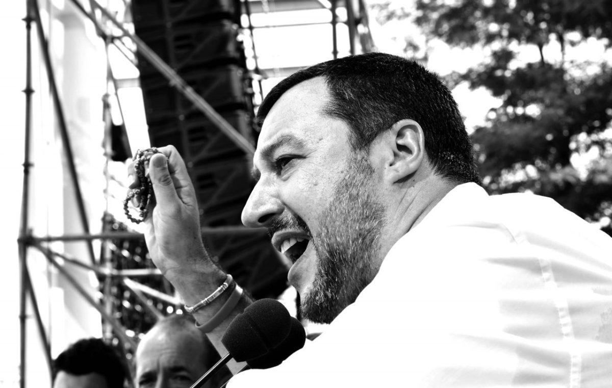 Il dubbio amletico di Matteo Salvini