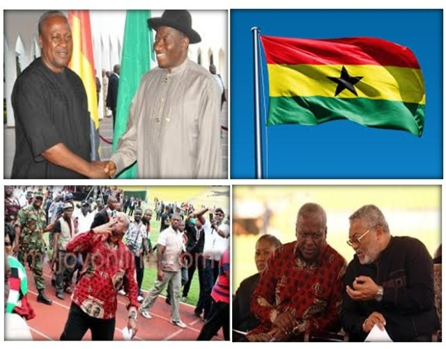Leadership Crisis in Ghana