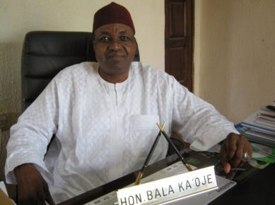 Bala Bawa Kaoje Ripe For Governorship -By Nonso Fustinus