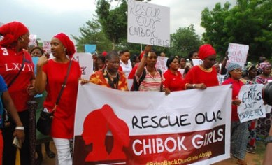 FG And The Chibok Girls Rescue, Another Spin
